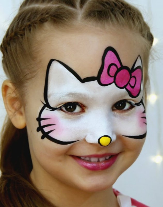 complete face painting gallery nc magician